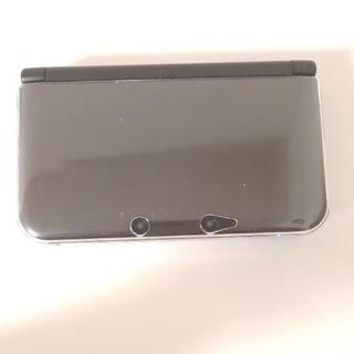 ニンテンドー3DS - ニンテンドー3DS LL本体 ブラック
