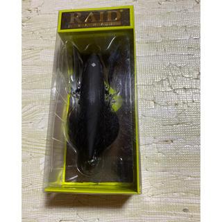 ダッジ 廃盤カラー シッコク漆黒 ハラグロブラックnzjrDRTクラッシュ9(ルアー用品)