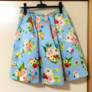 チェスティ(Chesty)のchesty 小鳥 スカート(ひざ丈スカート)