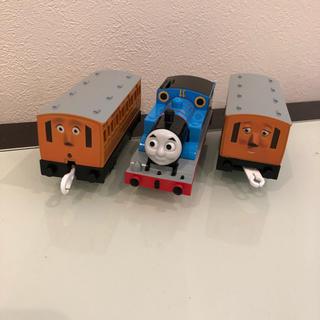 タカラトミー(Takara Tomy)のプラレール トーマス(電車のおもちゃ/車)