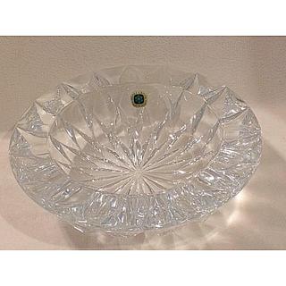 トウヨウササキガラス(東洋佐々木ガラス)のSASAKI CRYSTAL クリスタル卓上灰皿(灰皿)