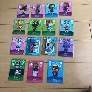 任天堂 - amiiboカード どうぶつの森 15枚