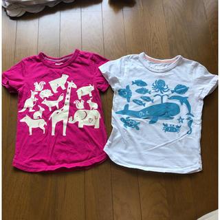ハッカキッズ(hakka kids)のハッカキッズ  Tシャツ 双子(Tシャツ/カットソー)