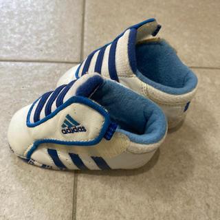 アディダス(adidas)のadidas ファーストシューズ 12センチ(スニーカー)