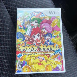 ウィー(Wii)のドカポンキングダム for Wii Wii(家庭用ゲームソフト)