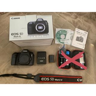 Canon - Canon EOS 5D Mark IV