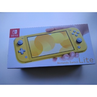 Nintendo Switch - 任天堂 NintendoNintendo Switch Lite イエロー