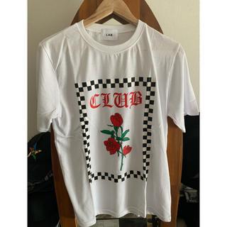 エルエイチピー(LHP)のB'z 稲葉浩志 2019ツアー 着用 Tシャツ 薔薇(Tシャツ/カットソー(半袖/袖なし))
