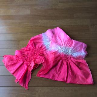女児 浴衣の帯(甚平/浴衣)