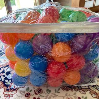 ビニールボール100個×2(ボール)