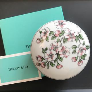 Tiffany & Co. - 【未使用品 箱難あり】ティファニーシュガーポット
