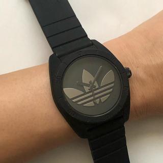 アディダス(adidas)のアディダス腕時計 adidas ラバー シリコン ストリート(腕時計(アナログ))