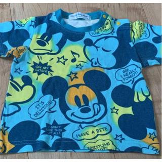 ディズニー(Disney)のミッキー マウス Tシャツ 80cm(Tシャツ)