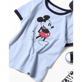 coen - coen限定 MICKEY MOUSE Tシャツ