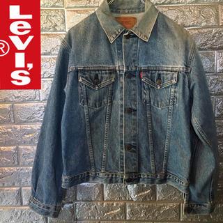 リーバイス(Levi's)の【90s】ヴィンテージ リーバイス デニムジャケット Gジャン 日本製(Gジャン/デニムジャケット)