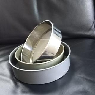 ケーキ型3点セット(調理道具/製菓道具)