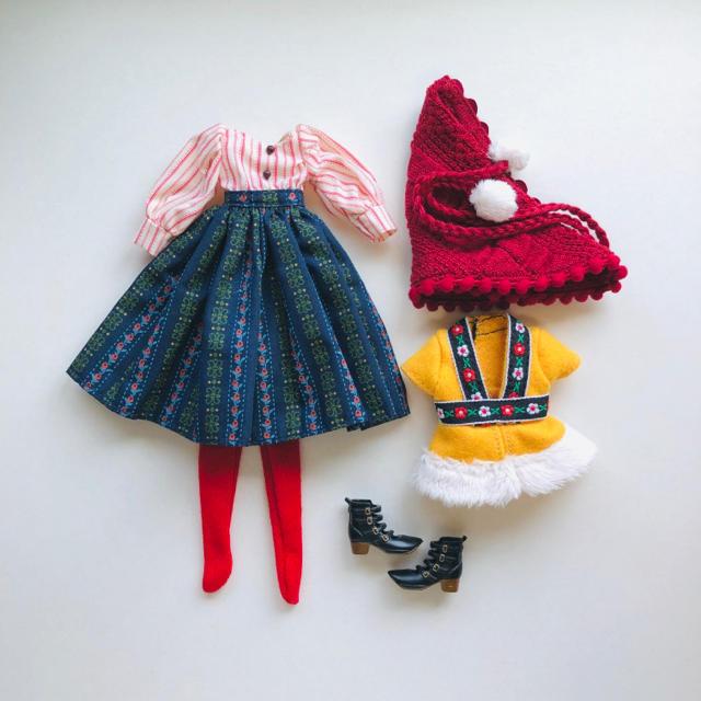 Takara Tomy(タカラトミー)のウィンタリッシュアルーア アウトフィット エンタメ/ホビーのおもちゃ/ぬいぐるみ(その他)の商品写真