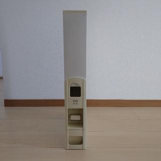 10cm 米びつ スリムライスディスペンサー(12kg収納 )(その他)