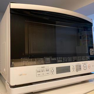 東芝 - 加熱水蒸気 スチームオーブンレンジ 東芝 石窯ドーム ER-PD8 引越 転勤