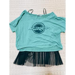 アウラアイラ(AULA AILA)のアウラアイラ AULAAILA 新品未使用 Tシャツ 半袖 (Tシャツ(半袖/袖なし))