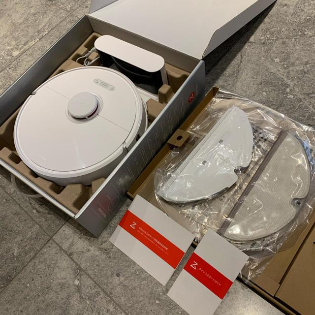 のどあめいかが様 専用ロボット掃除機 ロボロックS6 Roborock  スマホ/家電/カメラの生活家電(掃除機)の商品写真