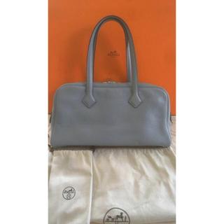 エルメス(Hermes)のやなさん様専用 エルメスヴィクトリアエラン ブルーラン 国内購入品(ショルダーバッグ)