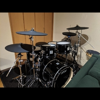 ATV adrums expanded set(電子ドラム)