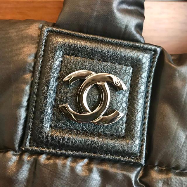 CHANEL(シャネル)のCHANEL キルティングトートバッグ ノベルティー レディースのバッグ(トートバッグ)の商品写真