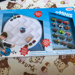 トーマス MINISコレクションセット(電車のおもちゃ/車)