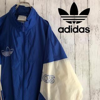 adidas - アディダス 銀タグ 万国旗タグ ライトアウター 90s  ナイロンジャケット