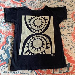 GO TO HOLLYWOOD - gotohollywood  プリント Tシャツ 130  デニム&ダンガリー