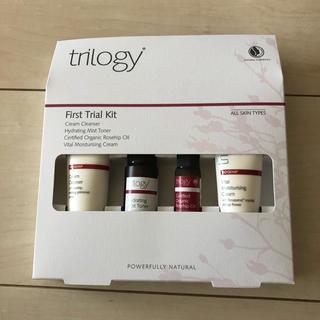 トリロジー(trilogy)のtrilogy トリロジー ファーストトライアルキット(サンプル/トライアルキット)