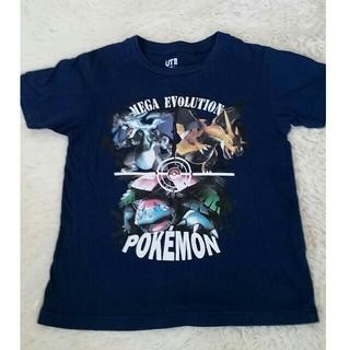 UNIQLO - UNIQLO ポケモン Tシャツ 120cm