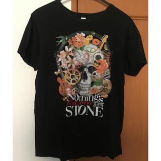 スカルシット(SKULL SHIT)のNothing's Carved In Stone SKULLSHIT Tシャツ(ミュージシャン)