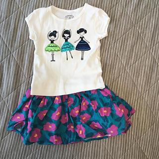 カーターズ(carter's)のTシャツ&スカート(Tシャツ)