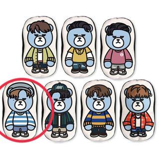 アイコン(iKON)のKRUNK×iKON ダイカットクッション ジナン(K-POP/アジア)