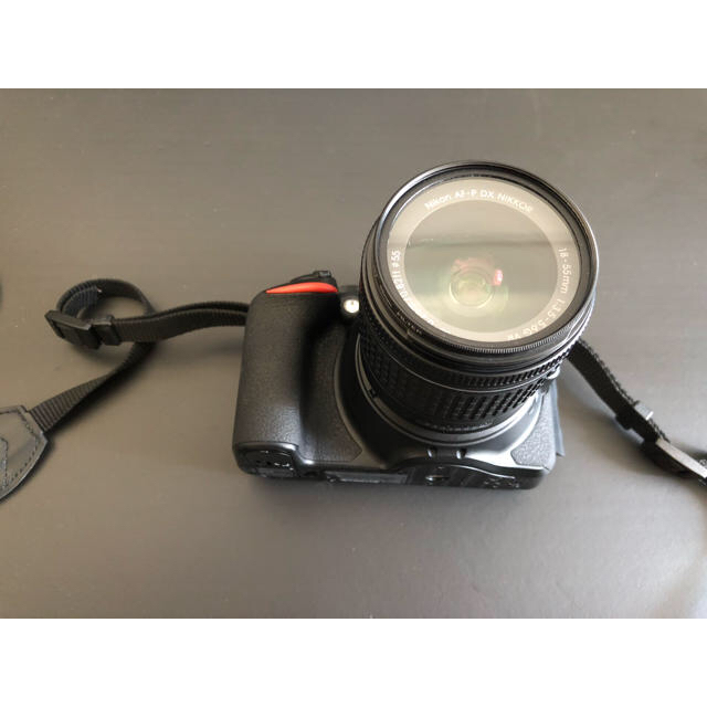 Nikon(ニコン)の一眼レフカメラ NIKON D5600  スマホ/家電/カメラのカメラ(デジタル一眼)の商品写真