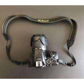 Nikon - 一眼レフカメラ NIKON D5600