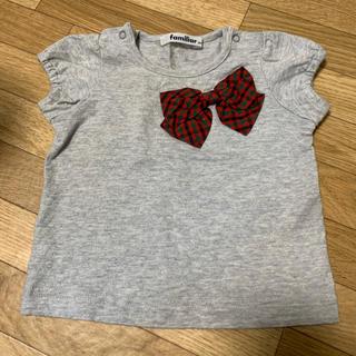 ファミリア(familiar)のファミリア 半袖 tシャツ(Tシャツ)