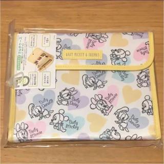 ディズニー(Disney)の新品 ディズニー マルチケース 母子手帳ケース ベビー ミッキー&フレンズ(母子手帳ケース)