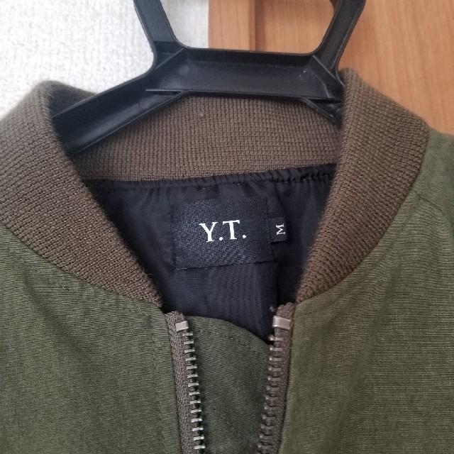 FEAR OF GOD(フィアオブゴッド)のY.t. ワイティー ボンバージャケット ready made メンズのジャケット/アウター(フライトジャケット)の商品写真
