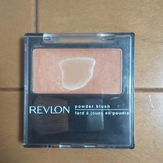 レブロン(REVLON)の【さんぽ様専用】レブロン チーク(オレンジ)(チーク)