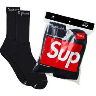 シュプリーム(Supreme)の2020 SSSupreme Hanes Crew Socks(ソックス)