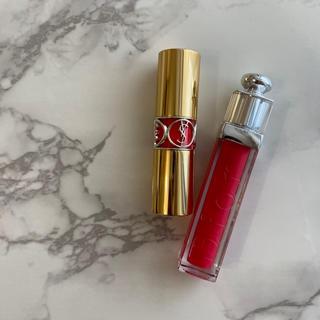 ディオール(Dior)のディオール サンローラン ルージュ/グロス set売り(リップグロス)