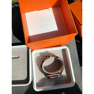 Apple Watch - アップルウォッチ Series 3 HERMES セルラー 42 エルメス