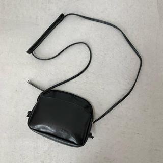 moussy - coron shoulder bag / black
