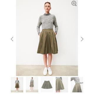 コントワーデコトニエ(Comptoir des cotonniers)のCompitoir des cotonniers スカート(ひざ丈スカート)