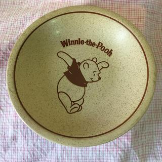クマノプーサン(くまのプーさん)のくまのプーさん 大皿 プレート(食器)