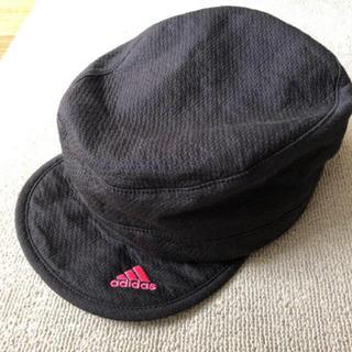 アディダス(adidas)のアディダス 帽子 キャップ メッシュ(キャップ)