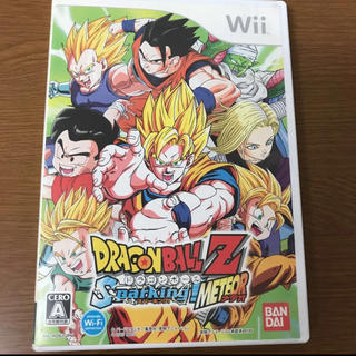 ウィー(Wii)のドラゴンボールZ Sparking! METEOR(家庭用ゲームソフト)